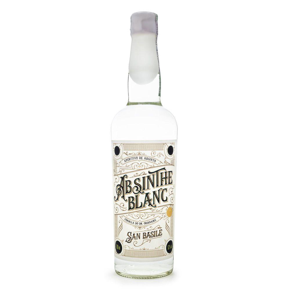 Absinthe Blanc - Absinto Branco San Basile 700ml