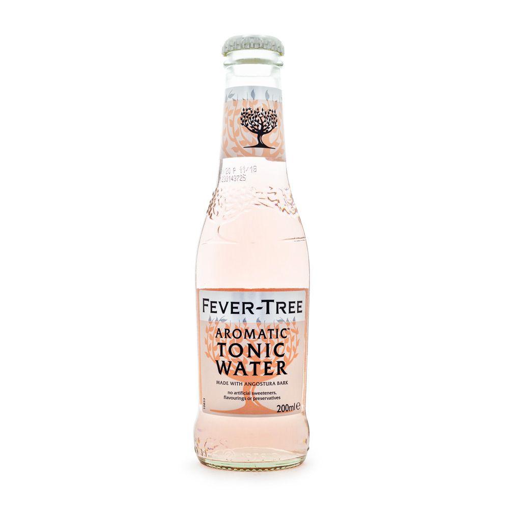 Fever-Tree Aromatic - Água Tônica Premium 200ml