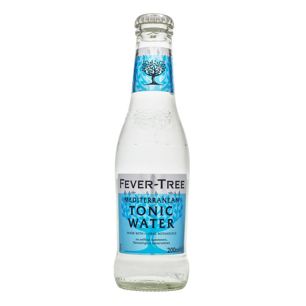 Fever-Tree Mediterranean - Água Tônica Premium 200ml