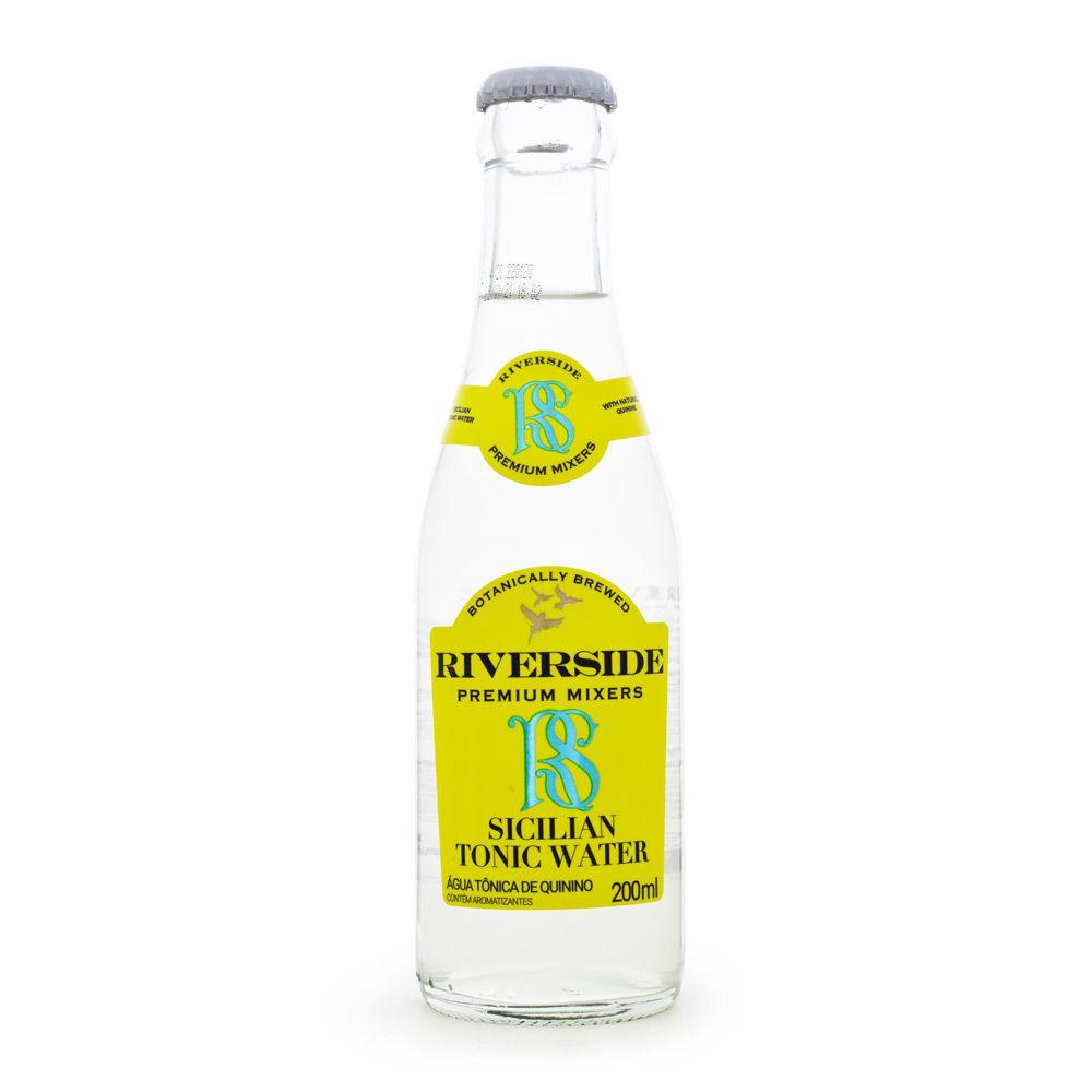Água Tônica Riverside Sicilian Tonic Water 200ml
