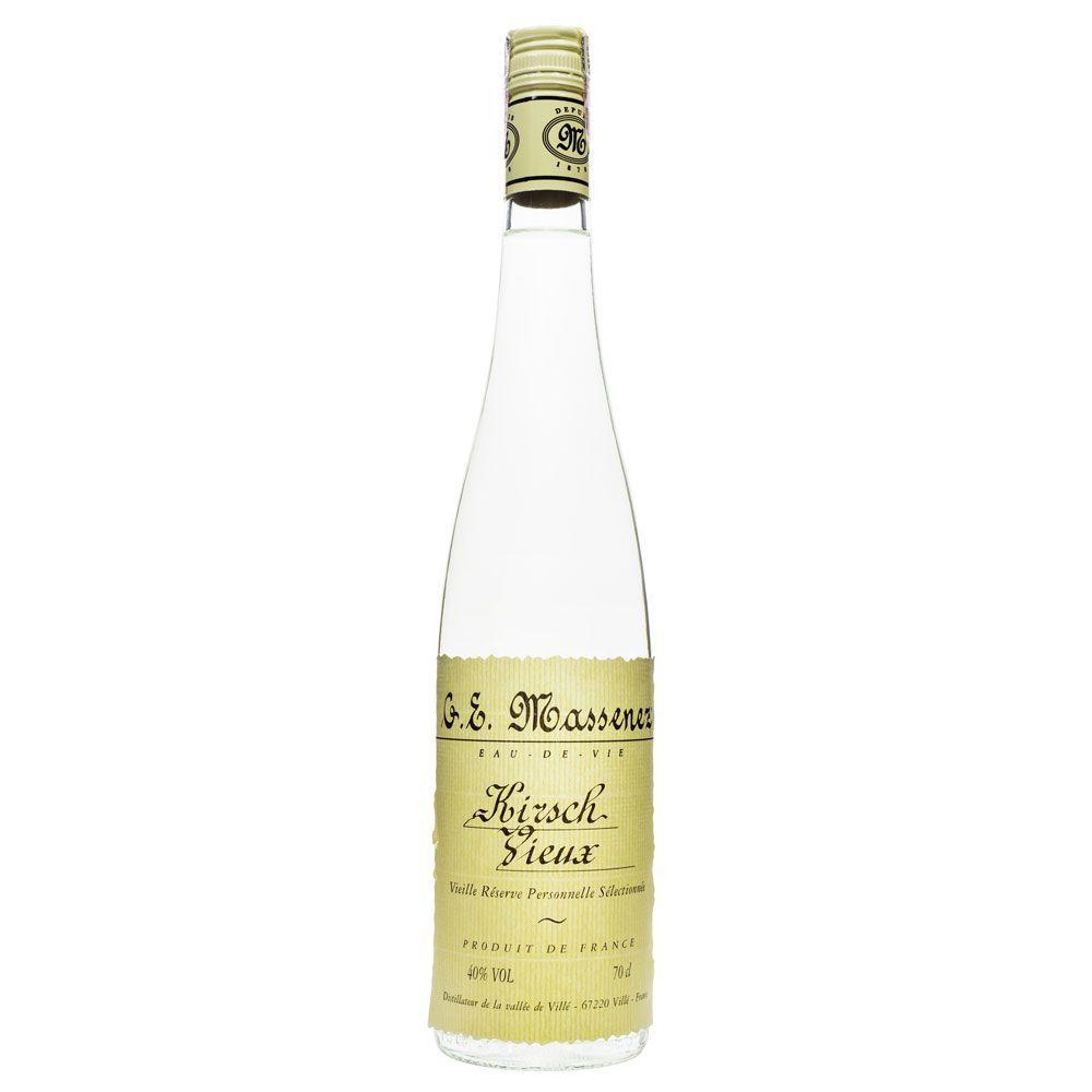Aguardente de Cereja - Kirsch Vieux Eau-de-Vie - Massenez 700ml