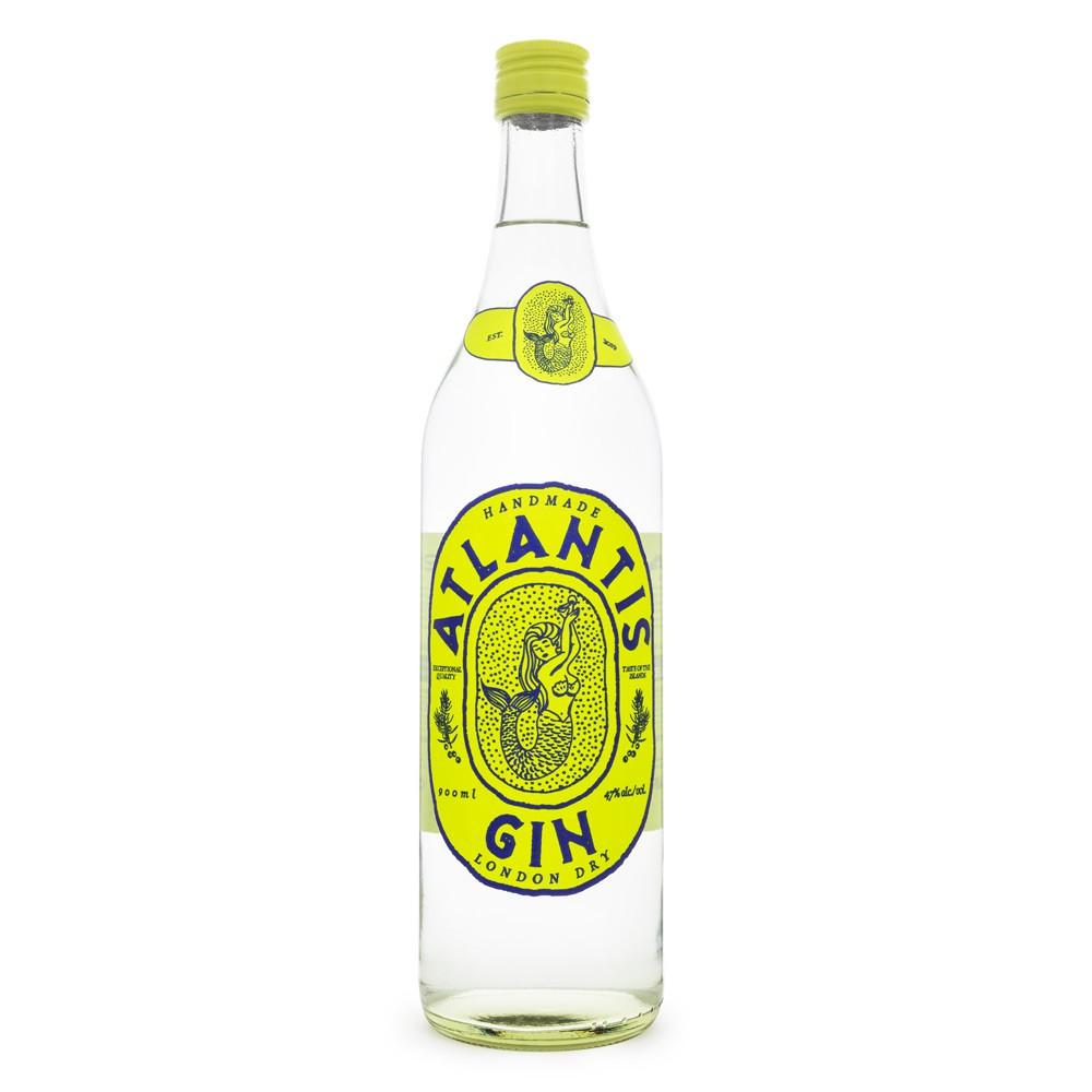 Atlantis London Dry Gin 900ml