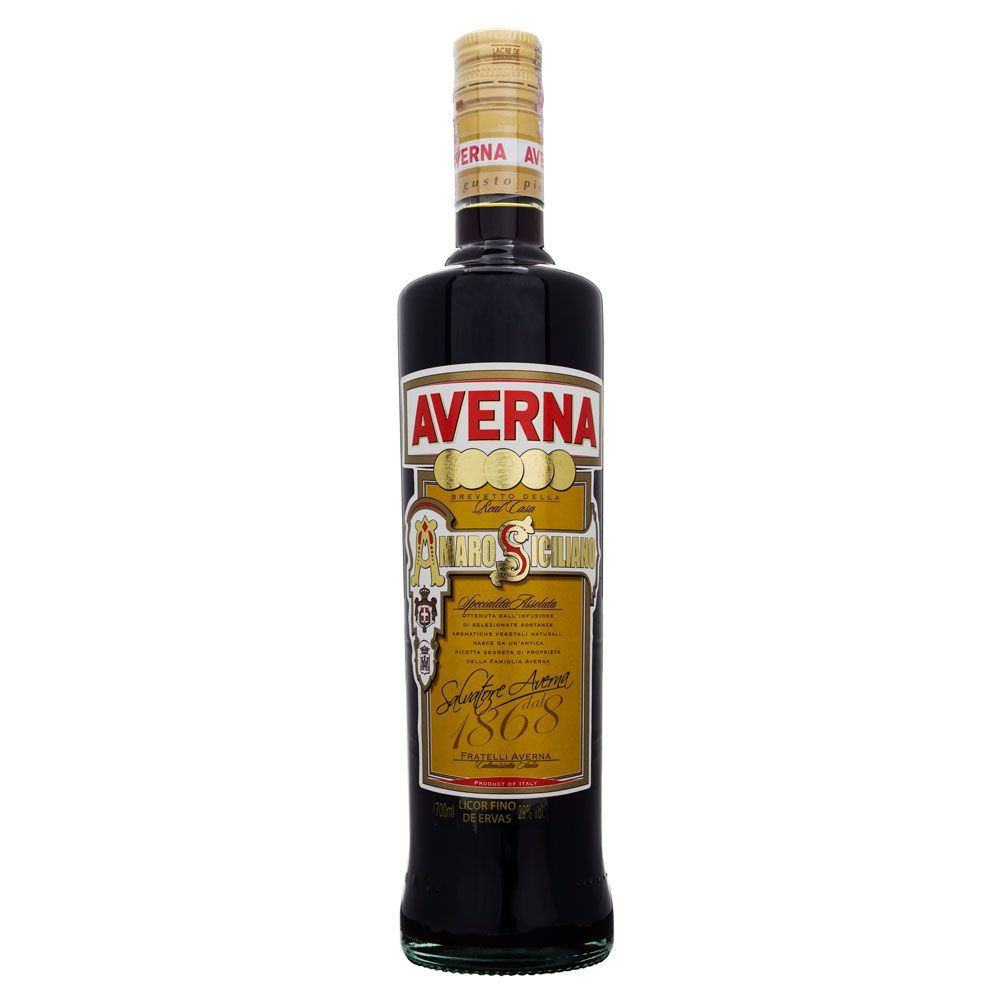 Averna Amaro Siciliano - Bitter 700ml