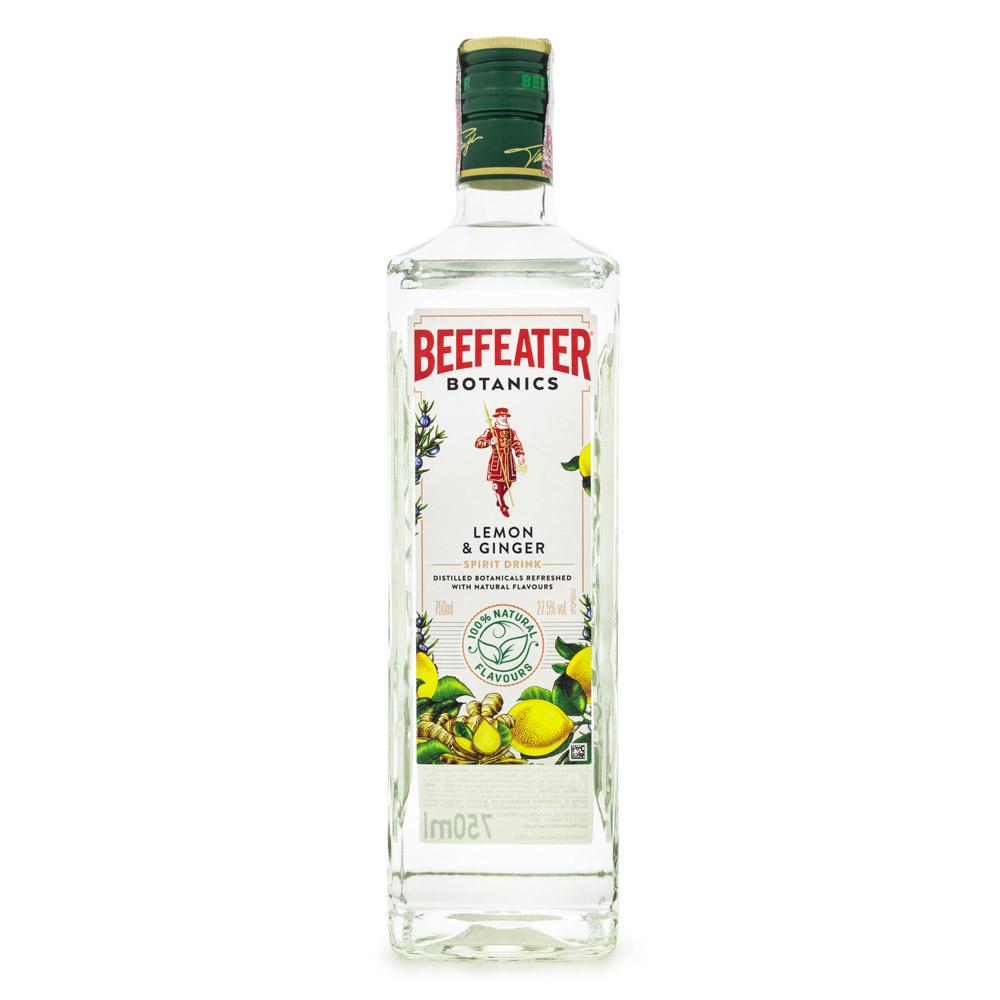 Beefeater Botanics Lemon & Ginger 750ml