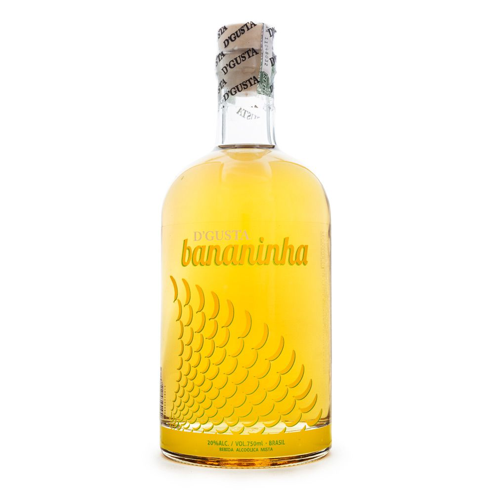 Cachaça Bananinha 750ml