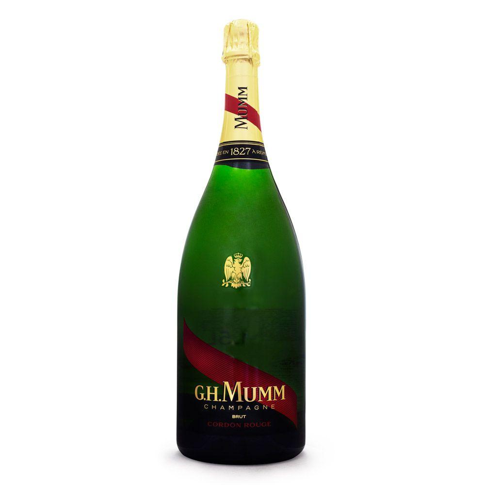 Champagne G.H. Mumm Cordon Rouge Brut Magnum 1,5L