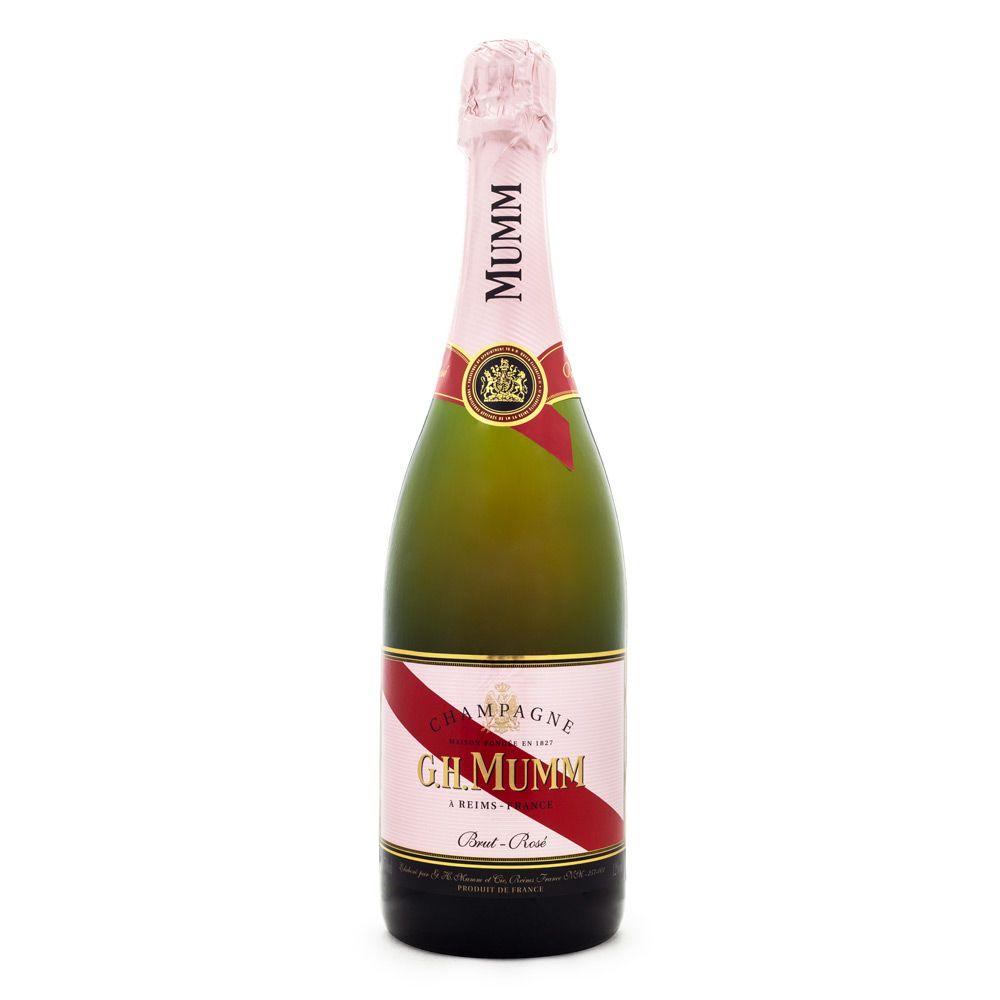 Champagne G.H. Mumm Cordon Rouge Rosé Brut 750ml