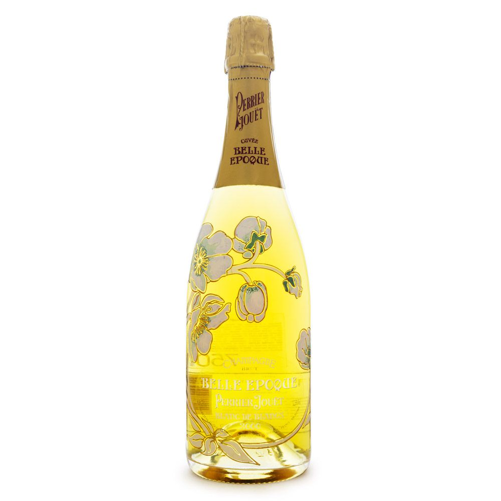 Champagne Perrier-Jouët Belle Epoque Blanc de Blancs Safra 2000 750ml