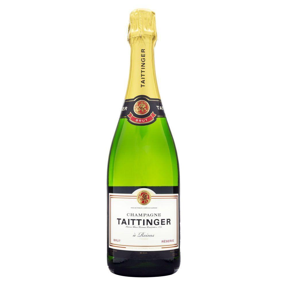 Champagne Taittinger Brut Réserve 750ml