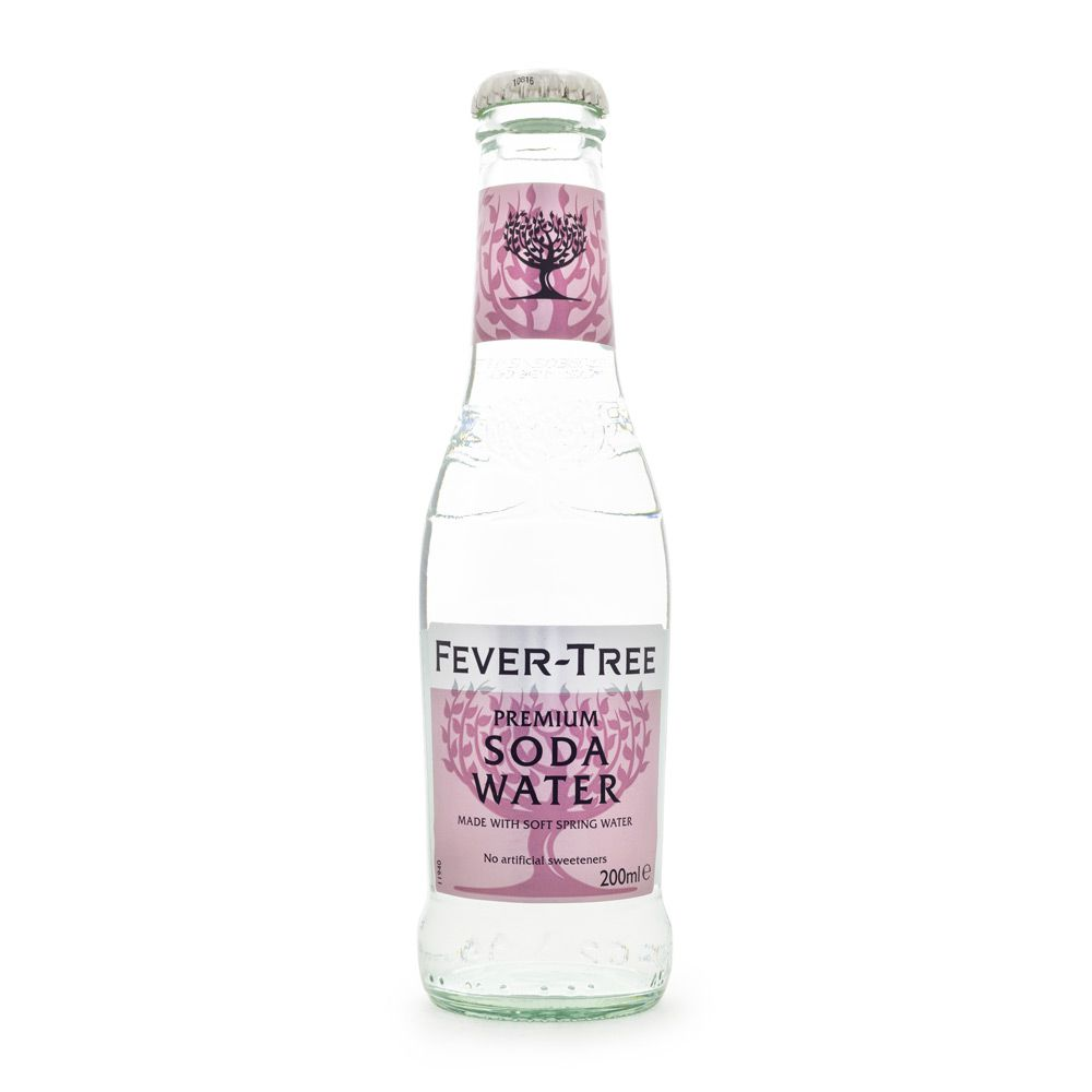 Club Soda Fever-Tree 200ml