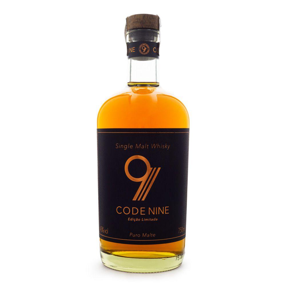 Code Nine Single Malt Whisky 750ml