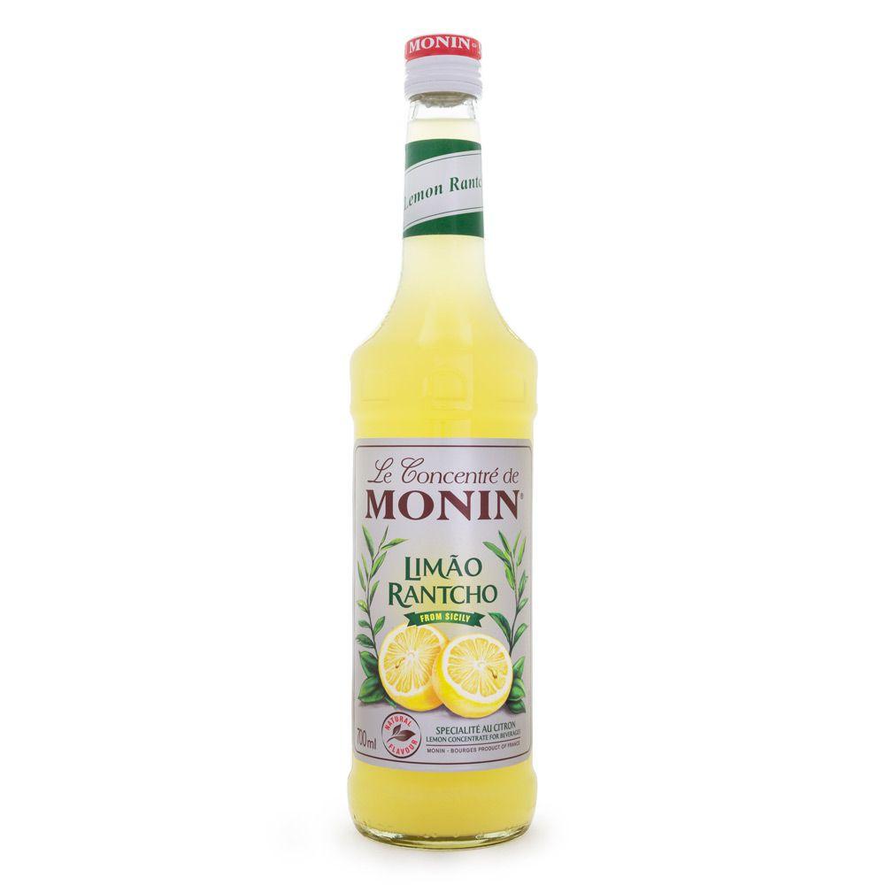 Concentrado Limão Rantcho Monin 700ml