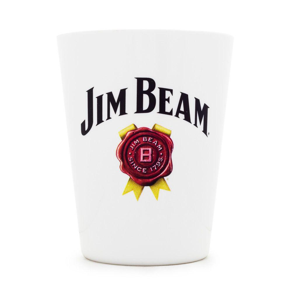 Copo Plástico Jim Beam