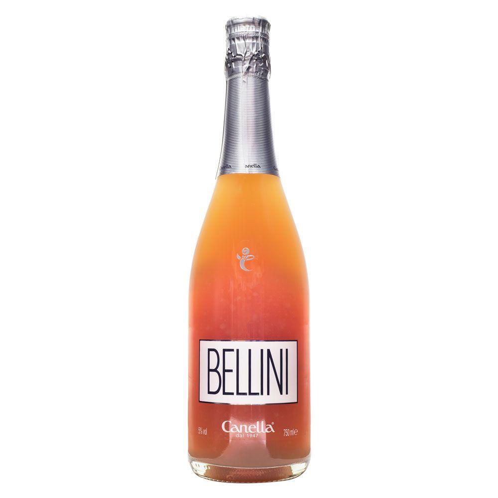 Coquetel Bellini Canella 750ml