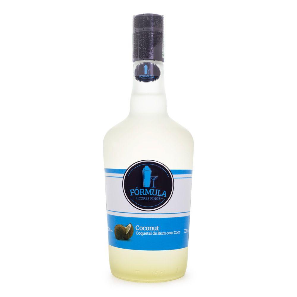 Coquetel de Rum e Côco Fórmula 720ml