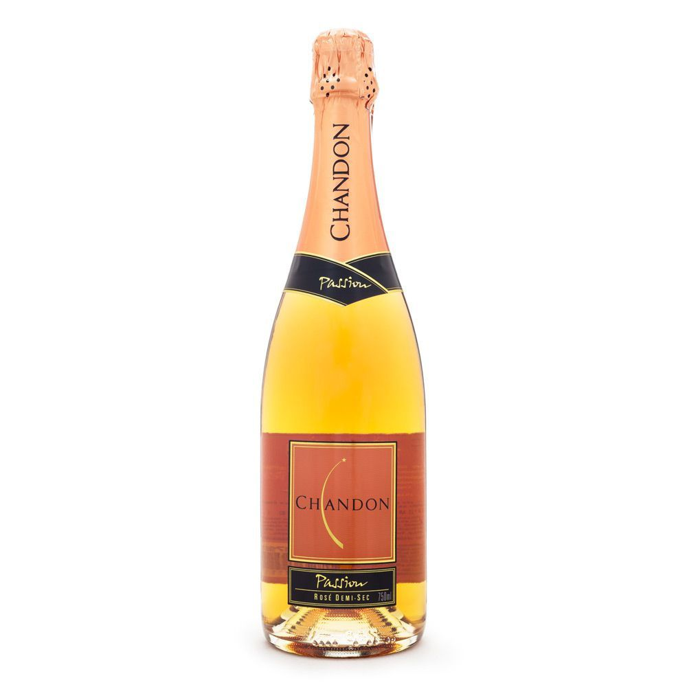 Espumante Chandon Passion Rosé Demi-Sec 750ml