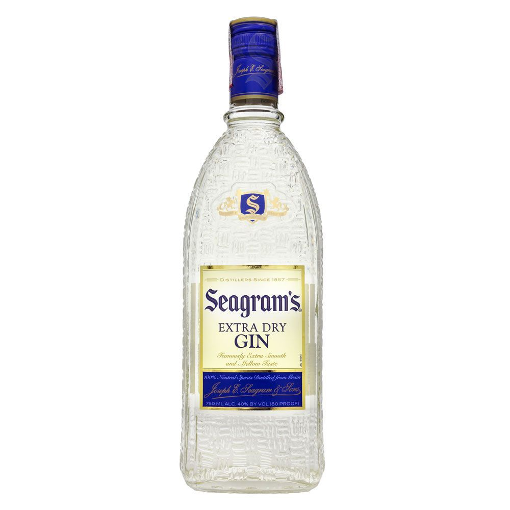 Gin Seagram's Extra Dry 750ml
