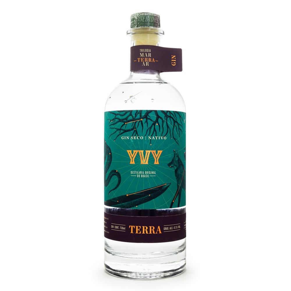 Gin Yvy Terra 750ml