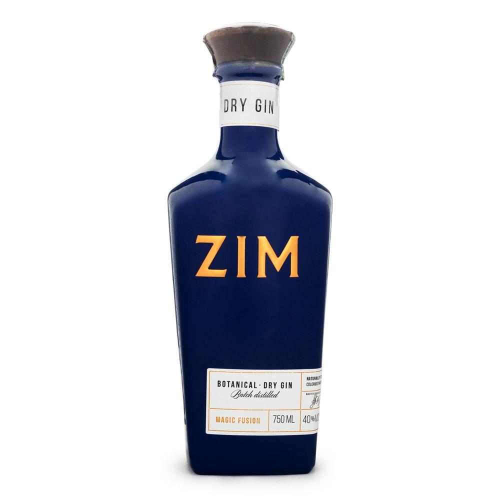 Gin Zim Magic Fusion 750ml