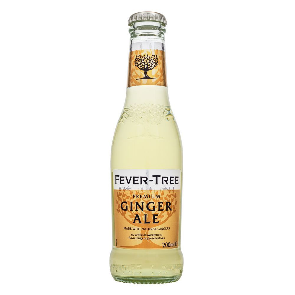 Ginger Ale Fever-Tree 200ml
