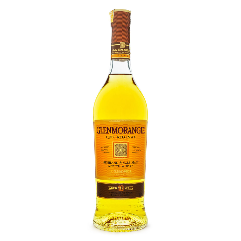 Glenmorangie The Original 10 Anos Single Malt Scotch Whisky 750ml