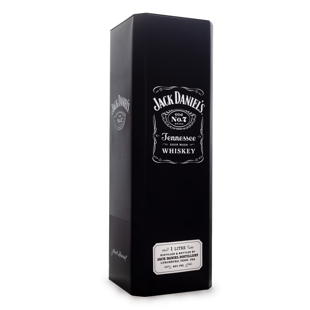 Jack Daniel's Lata Edição Limitada Tennessee Whiskey 1L