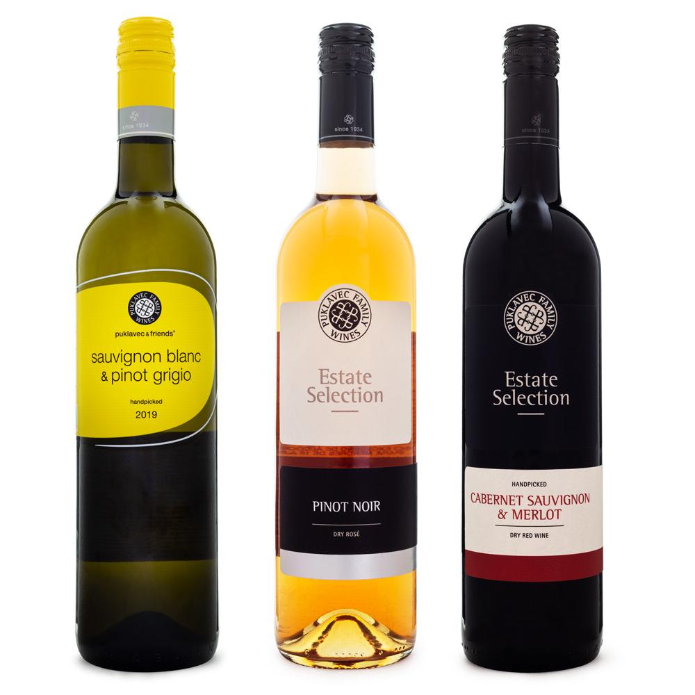 Kit Vinícola Puklavec Family Wines
