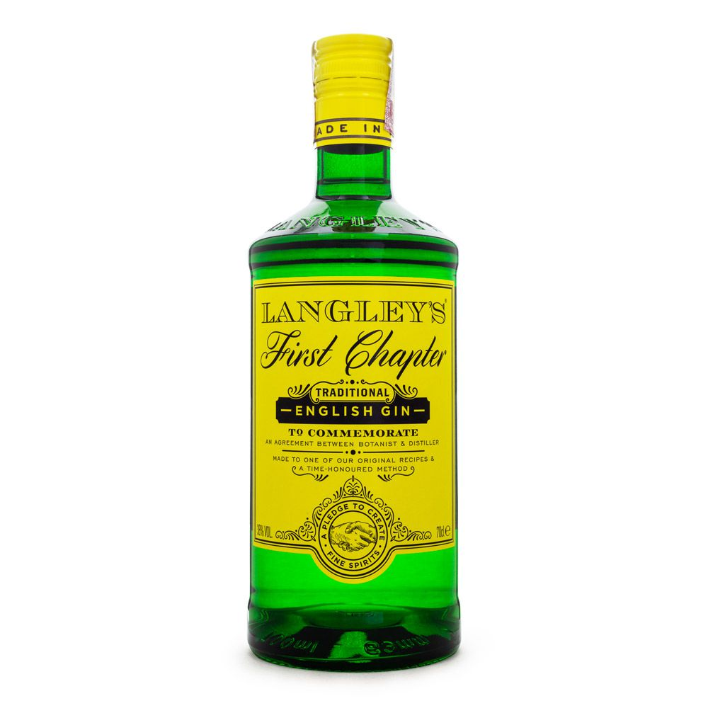 Langley's First Chapter Gin 700ml