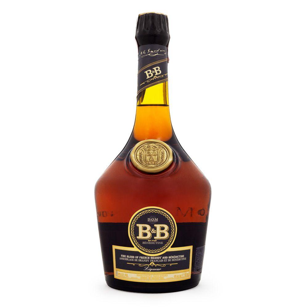Licor Bénédictine B&B DOM 750ml