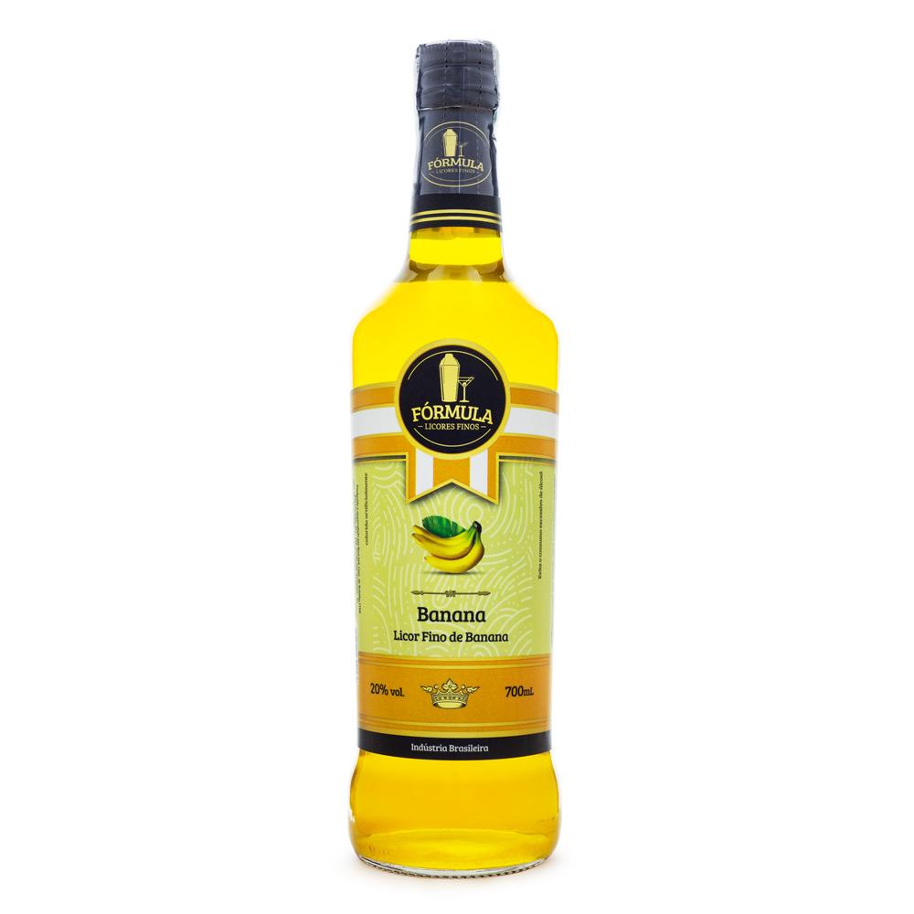 Licor de Banana Fórmula 700ml