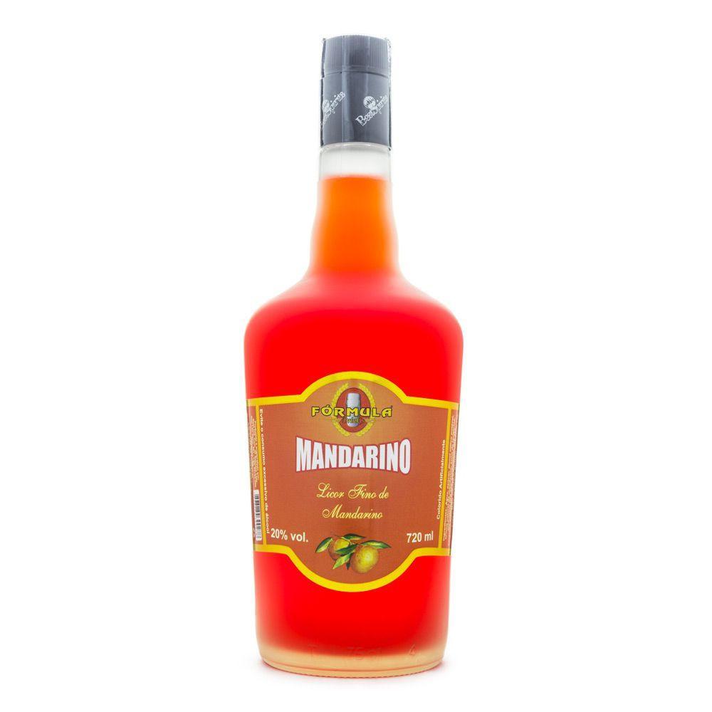 Licor de Tangerina Mandarino Fórmula 720ml