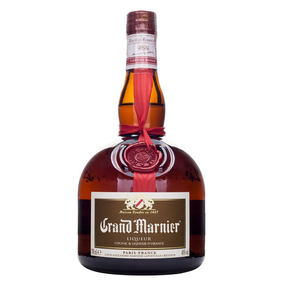 Licor Grand Marnier Cordon Rouge 700ml