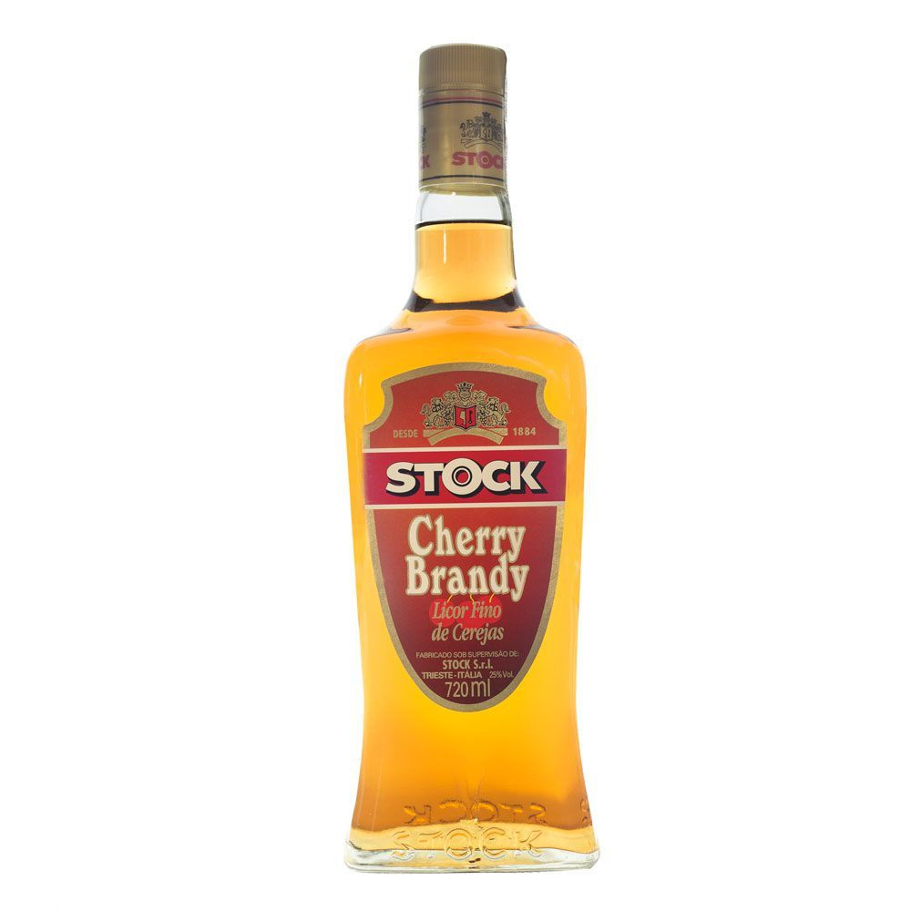 Licor Stock Cherry Brandy 720ml