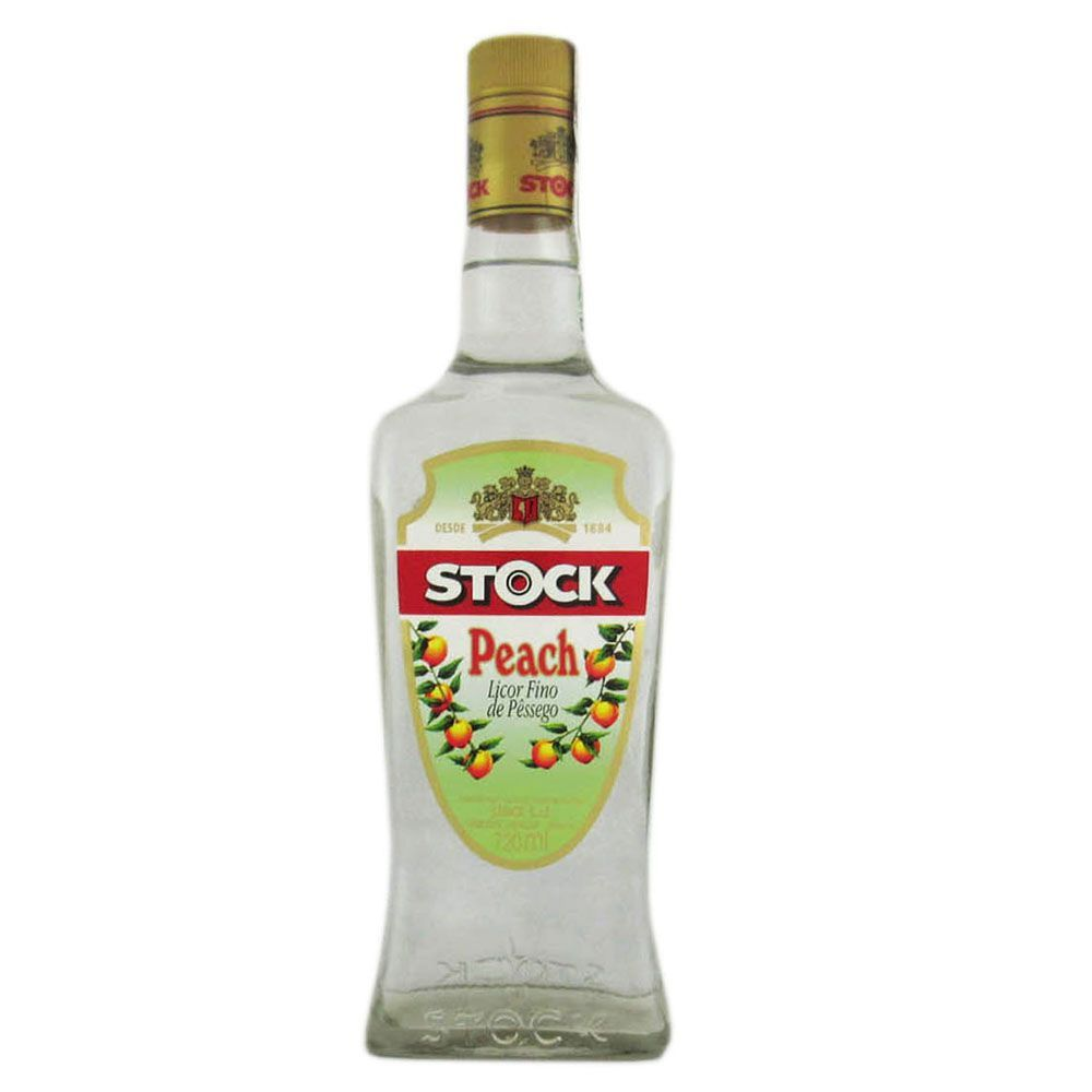 Licor Stock Peach Pêssego 720ml