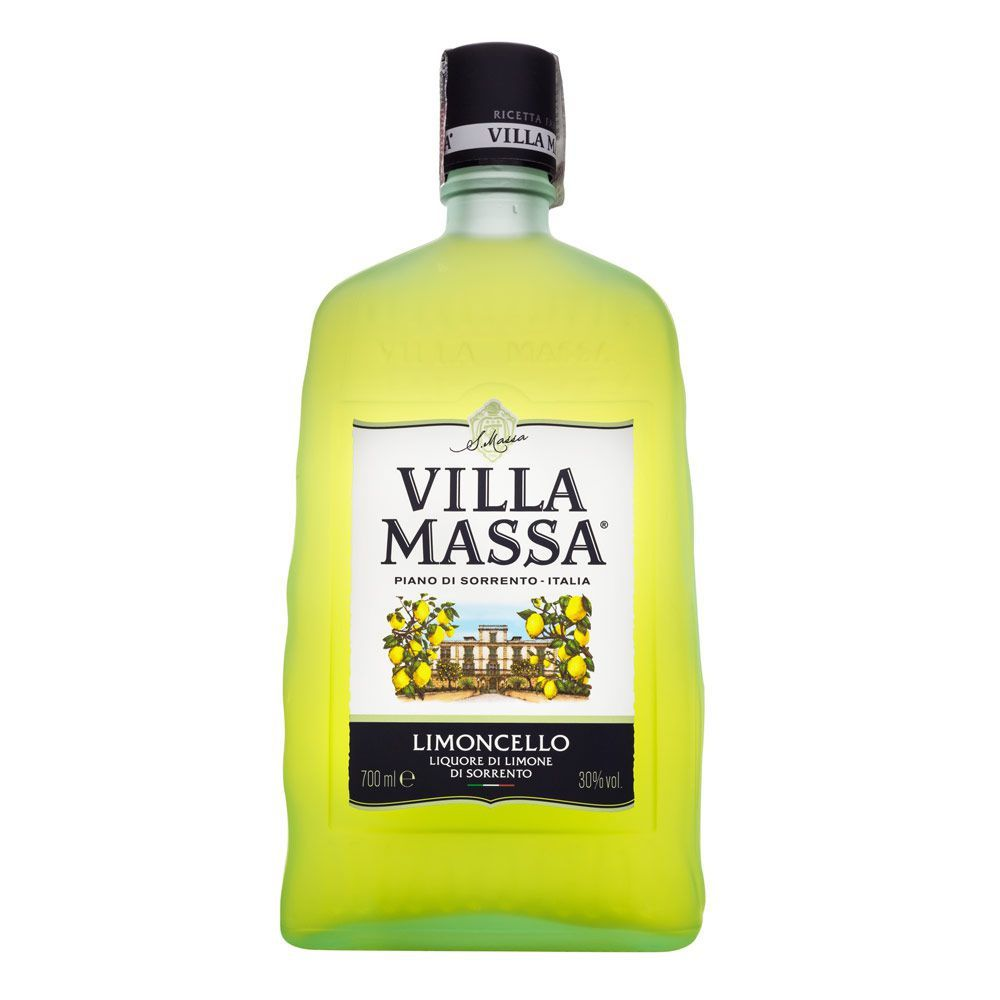 Licor Villa Massa Limoncello 700ml