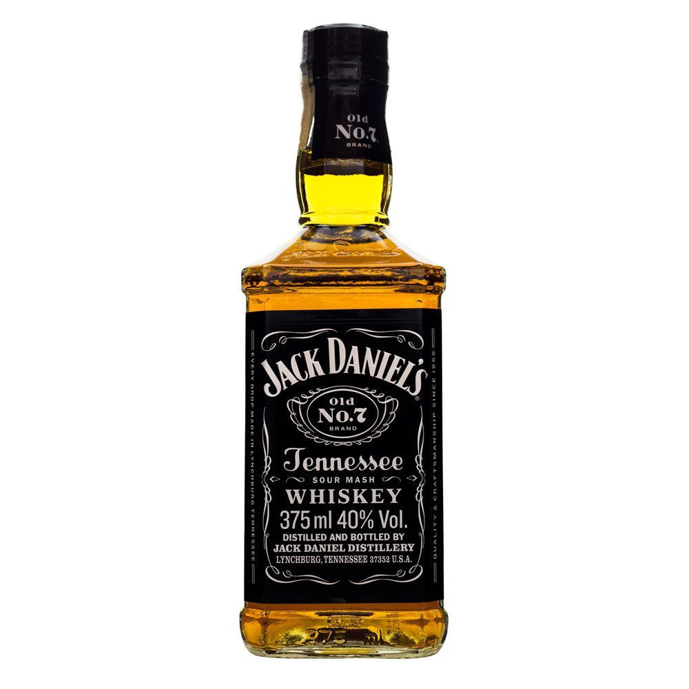 Mini Whiskey Jack Daniel's 375ml