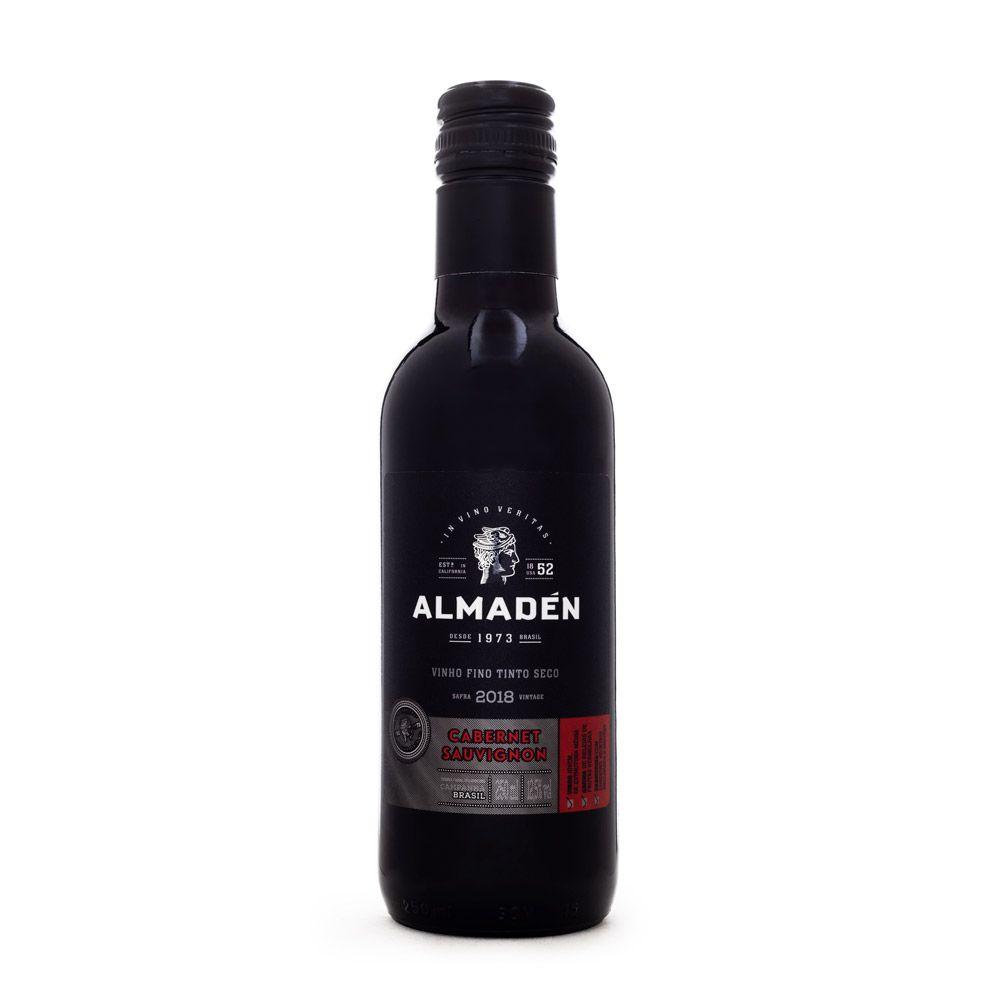 Miniatura Vinho Almadén Cabernet Sauvignon 250ml