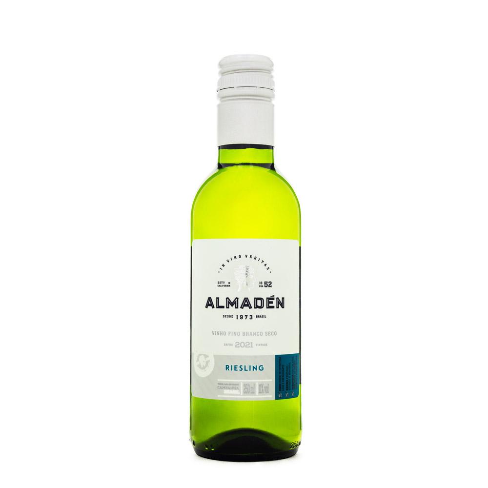 Miniatura Vinho Almadén Riesling 250ml