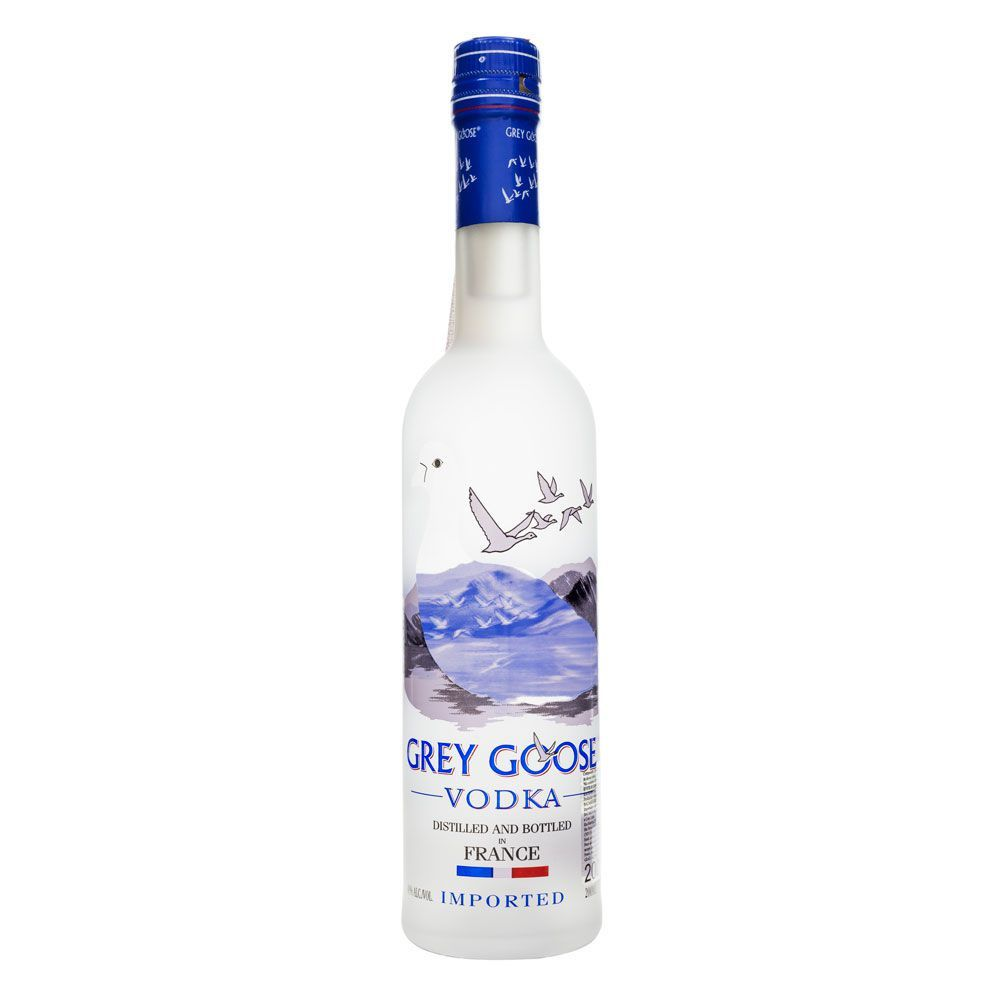 Miniatura Vodka Grey Goose 200ml