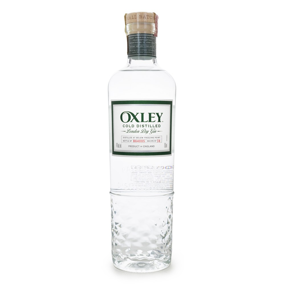 Oxley London Dry Gin 750ml