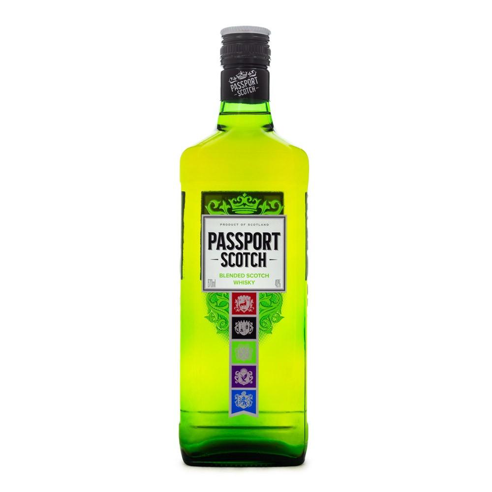 Passport Blended Scotch Whisky 670ml