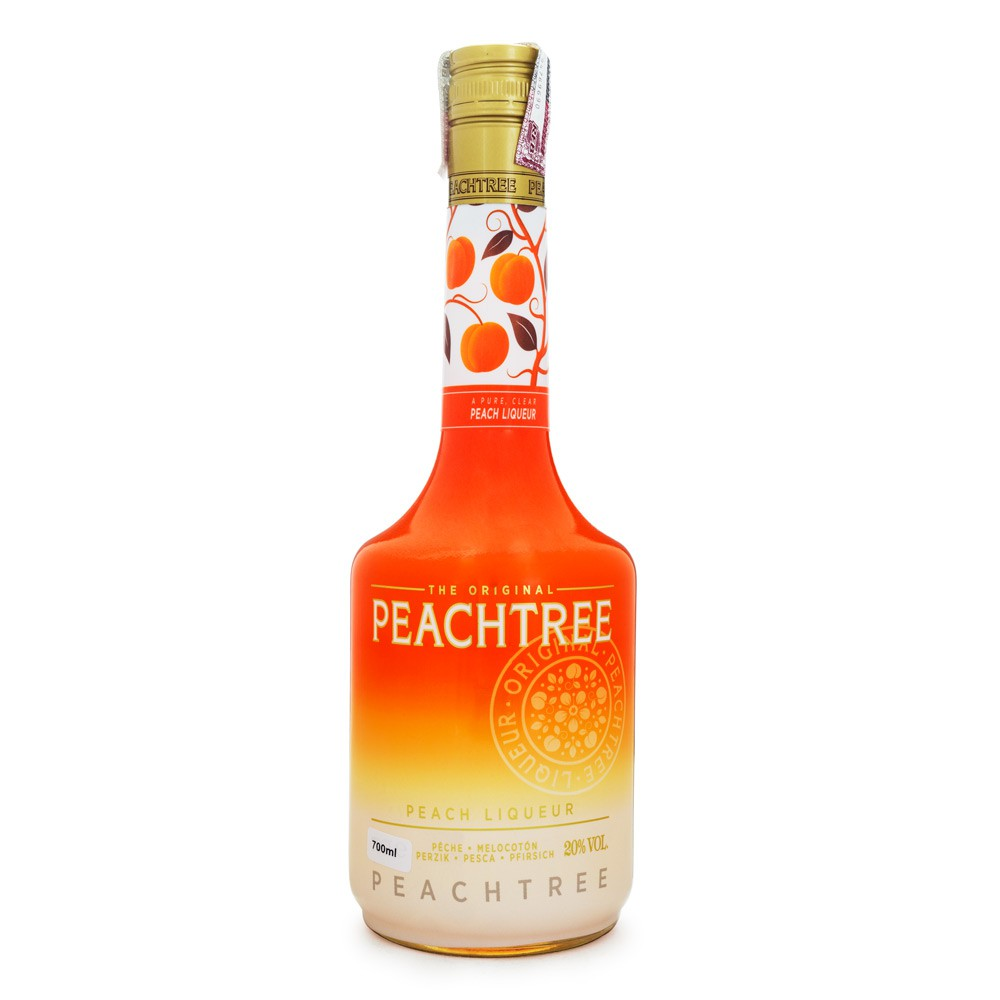 Peachtree - Licor de Pêssego 700ml