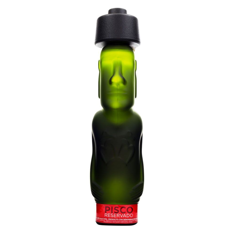 Pisco Capel Moai Reservado 750ml