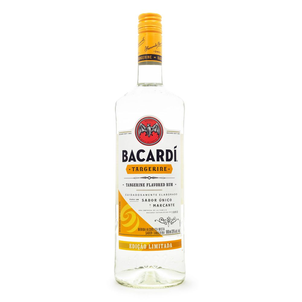 Rum Bacardi Tangerine 980ml