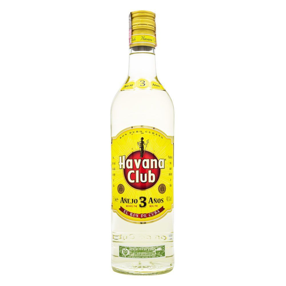 Rum Havana Club 3 Anos 750ml