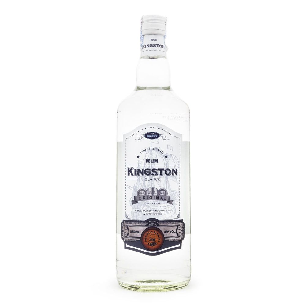Rum Kingston Blanco 950ml