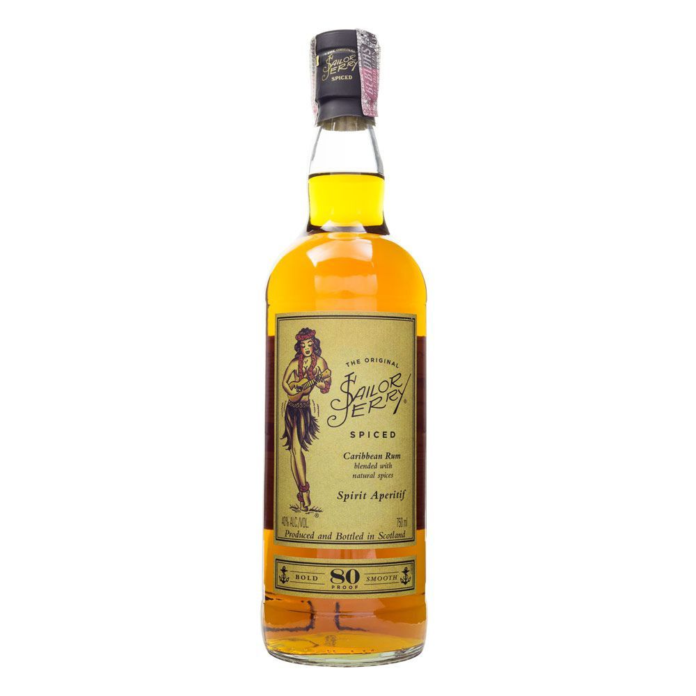 Rum Sailor Jerry Spiced 750ml