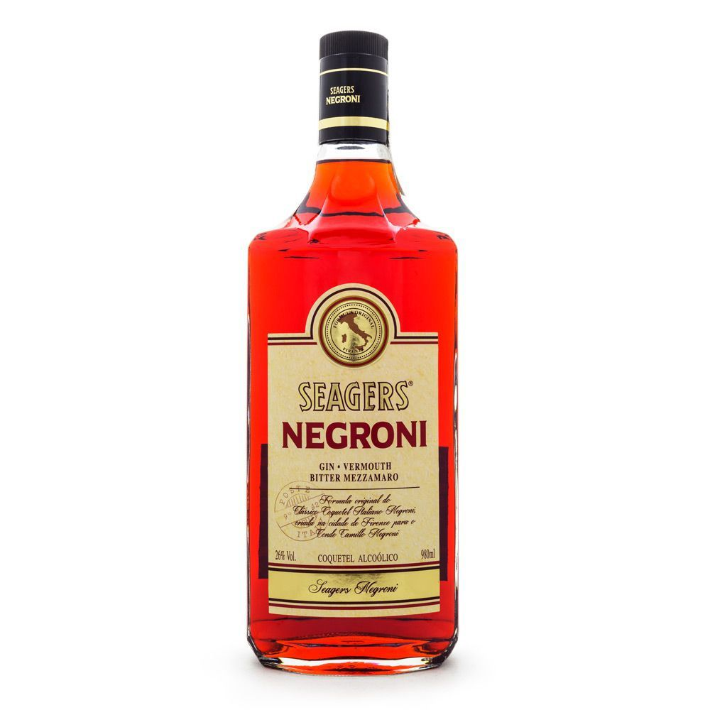 Seagers Negroni 980ml