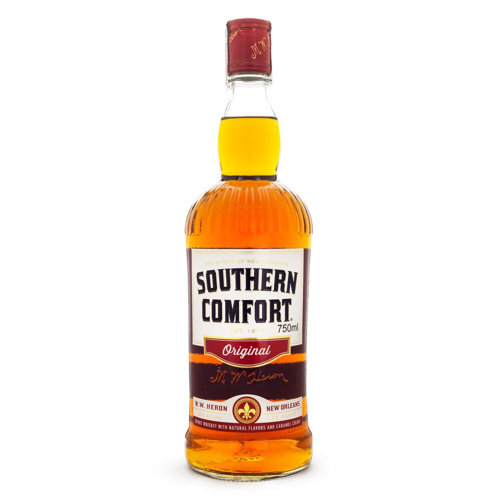 Southern Comfort - Licor de Whiskey 750ml