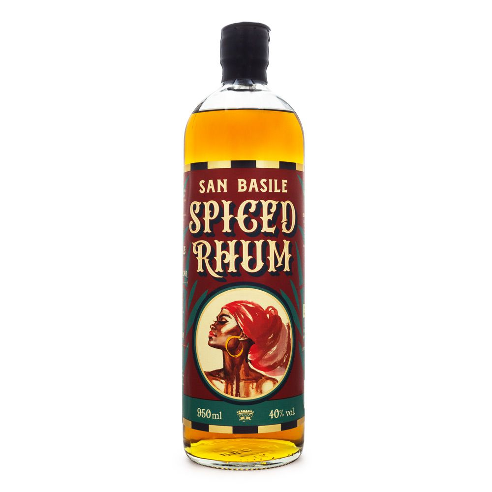 Spiced Rhum San Basile 950ml